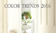 2016 Color Trends